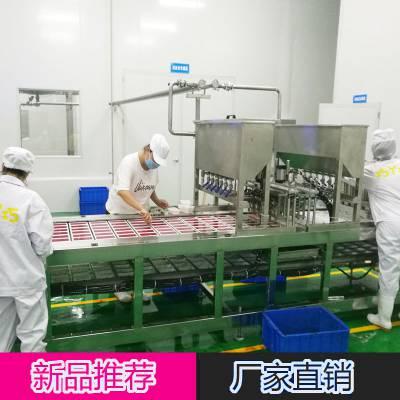 鸭血豆腐全套机器一条血豆腐生产流水线