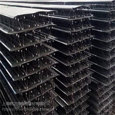 潍坊市40克锌层钢承板厂家生产TDA7-210型钢筋桁架楼承板
