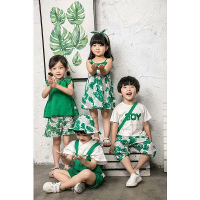 童装一线大牌【巴拉巴拉】夏装 . 广州品牌童装尾货批发