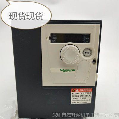 现货供应变频器ATV630D45N4 三相  45kW/60HP    全新原装***