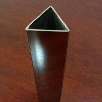 黑退三角管/镀锌三角管
