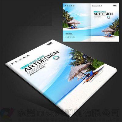 大型宣传册设计印刷-大兴印刷(在线咨询)-茂名宣传册印刷