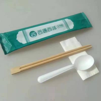 纸巾包装机筷子包装机勺子包装机牙签包装机刀叉勺包装机全自动下料包装机