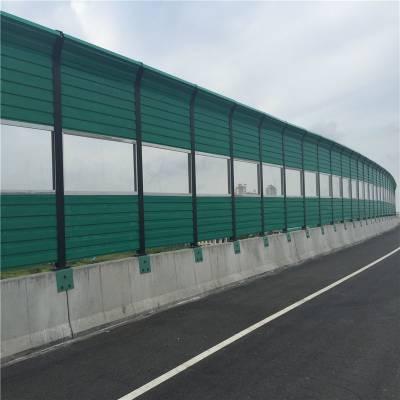 玻璃钢声屏障厂、金属壳玻璃钢吸声屏、道路隔音屏立柱安装