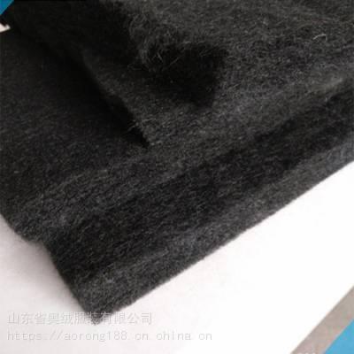 碳纤维棉 高铁用碳纤维保温棉 容重15kg预氧斯棉