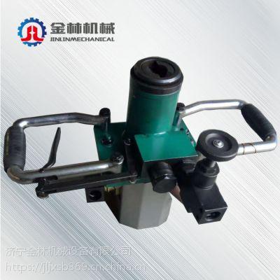 山东省金林机械供应ZRS25-50/400型手持式乳化液钻机