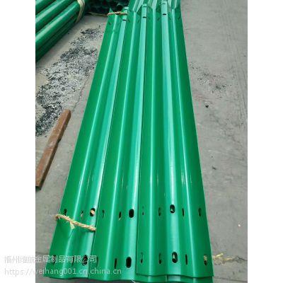 高速公路护栏 道路防撞护栏板 厂家直销定制安装公路护栏板