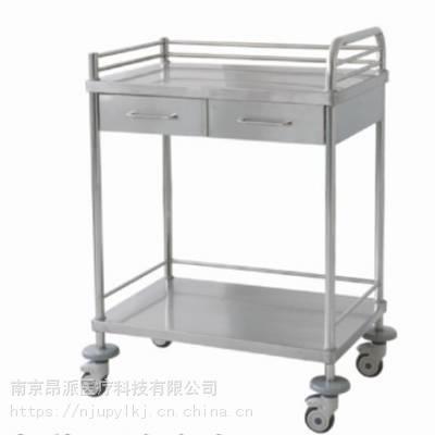 医院用不锈钢治疗车 器械台