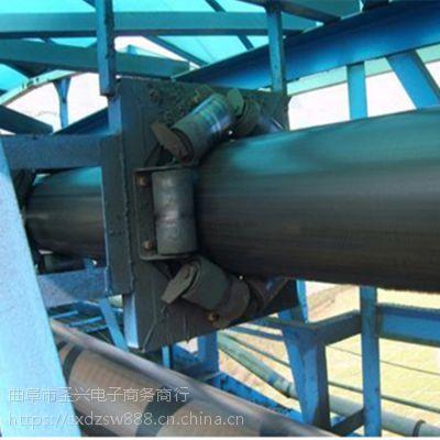 呼和浩特圆管带式输送机 降低设备成本价格低