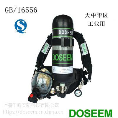 道雄GB空气呼吸器 DSBA6.8P