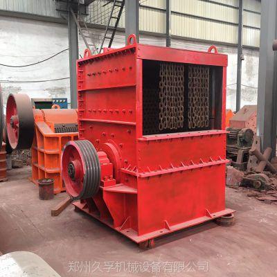 矿山石料线高效箱式破碎机 砂石料生产线 石灰石巨石重锤式破碎机