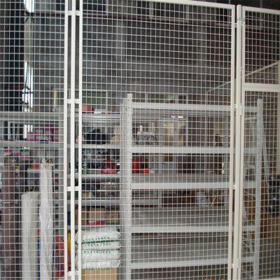 风景观光区围栏 羽毛球场护栏网 工厂隔离网