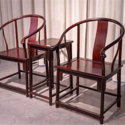 大红酸枝圈椅多少钱-善工红木(在线咨询)-镇江大红酸枝圈椅