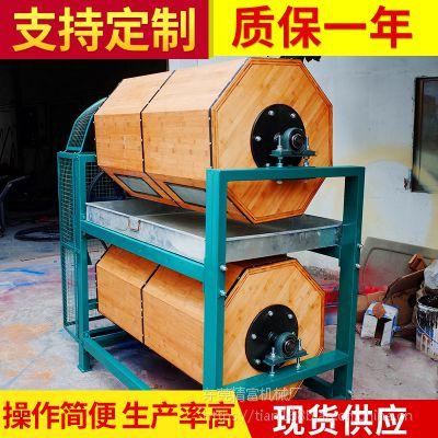 供应销售精富600升台式竹木滚筒抛光机