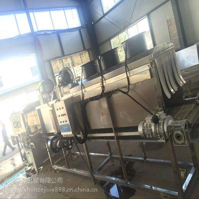 供应高效洗箱机 省水好用洗筐机 清洗筐子设备