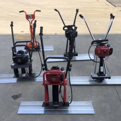 小型工程机械汽油振动尺 水泥路面整平刮平尺