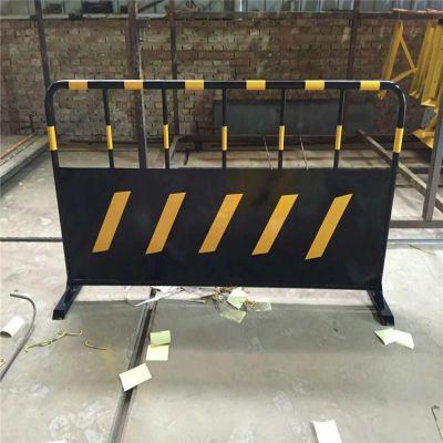 市政施工隔离警示栏 铁马护栏现货 施工临边安全隔离网