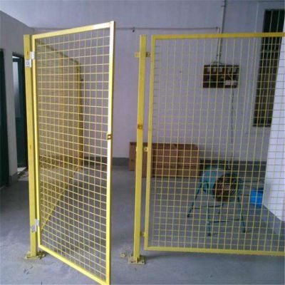 工厂护栏网 光伏厂区隔离网 车间隔离网价格