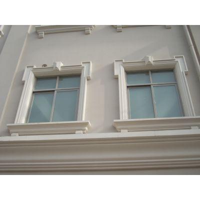 批发外窗套别墅窗套 店面窗套 酒店窗套