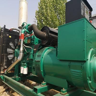 玉柴原装机器400KW二手柴油发电机组紧急销售价格优