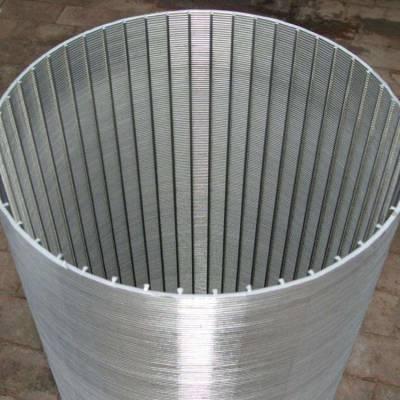 楔形丝条缝筛网 不锈钢耐腐蚀洗煤筛板