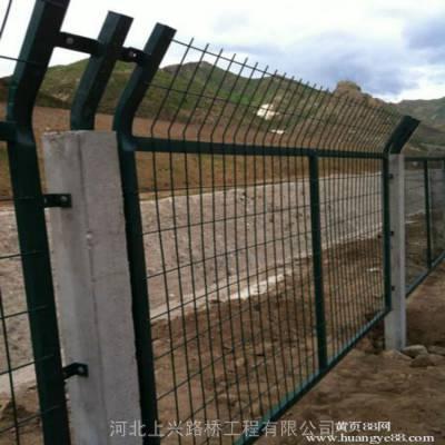 磨万铁路专用 铁路护栏 厂家国标规格 浸塑金属防护栅栏