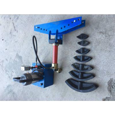 圆管直角弯管机 2寸折弯机电动省力还方便