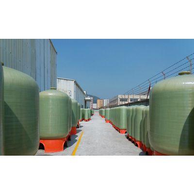 晋城批发零售水预处理玻璃钢树脂罐过滤器 承压能力强使用寿命长