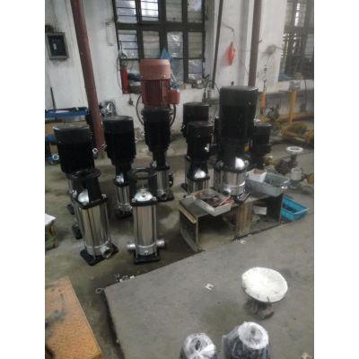 CDLF型立式多级泵 32CDL(F)4-180 4KW 扬程:145M 安徽亳州众度泵业