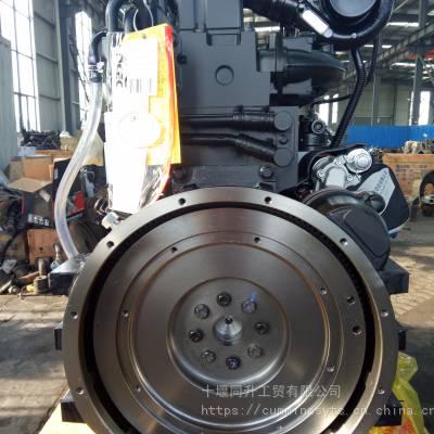 康明斯QSM11国三发动机 寿力750空压机排放升级