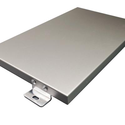 铝乐品牌铝单板幕墙厂家定制价格低 铝天花吊顶方通扣板 格栅