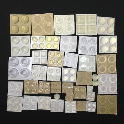 家具橡胶脚垫 防震橡胶垫 防滑硅胶垫 圆形橡胶垫生产厂家