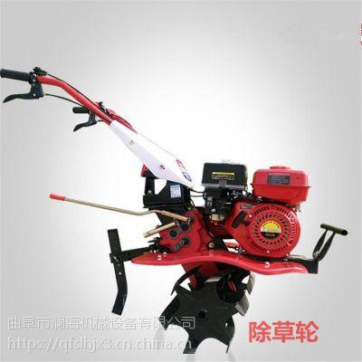 新型农用旋耕机开沟机 各种型号低油耗大马力汽油耕地机