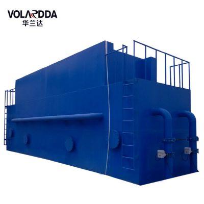 乡镇农村自来水厂建设选择华兰达重力式一体化净水设备 贯彻落实农村饮用水各项指标