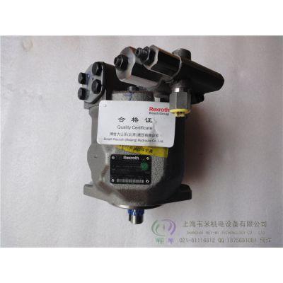 力士乐无极变量柱塞油泵A10VSO140DR/31R-PPB12N00力士乐液压系统