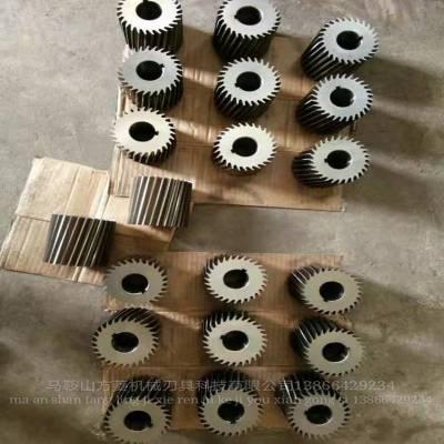 制造尼龙玻纤刀片_方菱刃具_切粒机合金滚刀方菱机械刃具