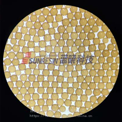 厂家直销 LSI-010树脂 用于植提生产中桑叶提取物的纯化以及提取物中灰分的去除。