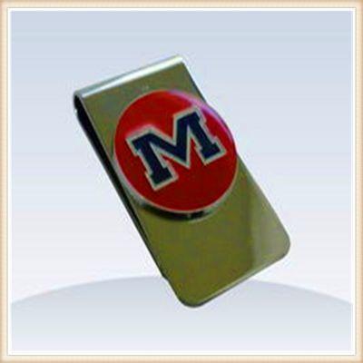 厂家直供金属钱夹定做五金铜夹制作价格合理欢迎采购定制