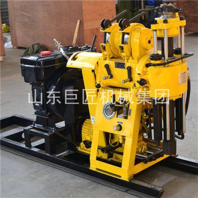 华夏巨匠 HZ-130Y 100米勘探钻机 百米钻探设备 工程地质钻探机