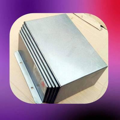 友佳4VMP23A加工中心防护罩导轨伸缩防护钢板