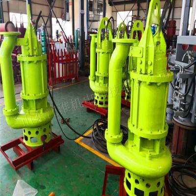 排污清淤机 潜水泥浆泵 6寸抽沙机泵(山东江淮)
