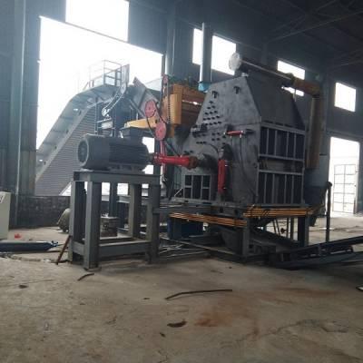 两米废钢破碎生产线厂家-国内撕碎机8大品牌