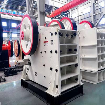 江西大型鄂破设备 新型高效颚式破碎机 PE-600×900颚式破碎机生产厂家