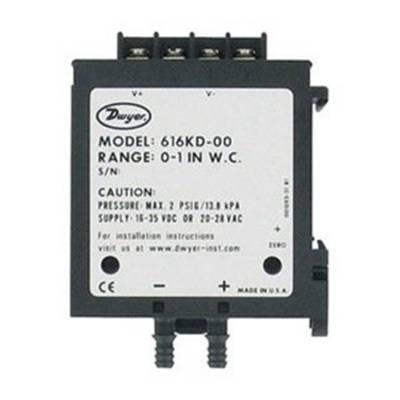 美国DWYER德威尔616KDB14经济型差压传感器价格