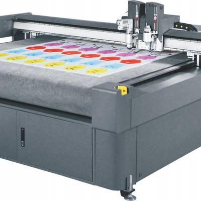 kt板裁切机、震动刀切割机