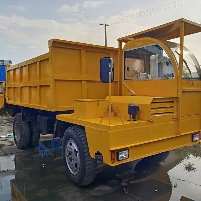 柴油工程渣土运输车 四不像自卸拖拉机 久恒矿用四不像厂家