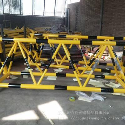 3.5米长1.2米高80宽,电动拒马,阻车拒马,移动拒马,安装方便,伯爵丝网