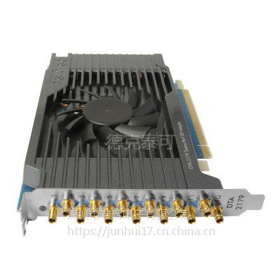德克泰可DTA-2179的 12路 4K/3G/HD-SDI/ASI 输入输出卡,码流分析仪