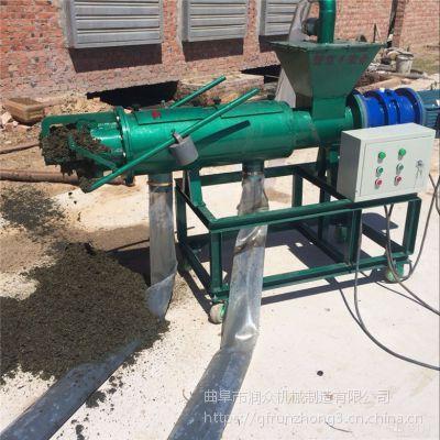 粪便分离机直达河北 粪便甩干机出厂价 安徽猪粪分离机