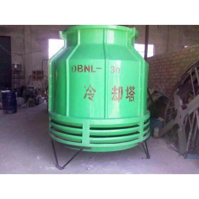 【智凯】供应小型冷却塔工业型500t圆型玻璃钢冷却塔价格